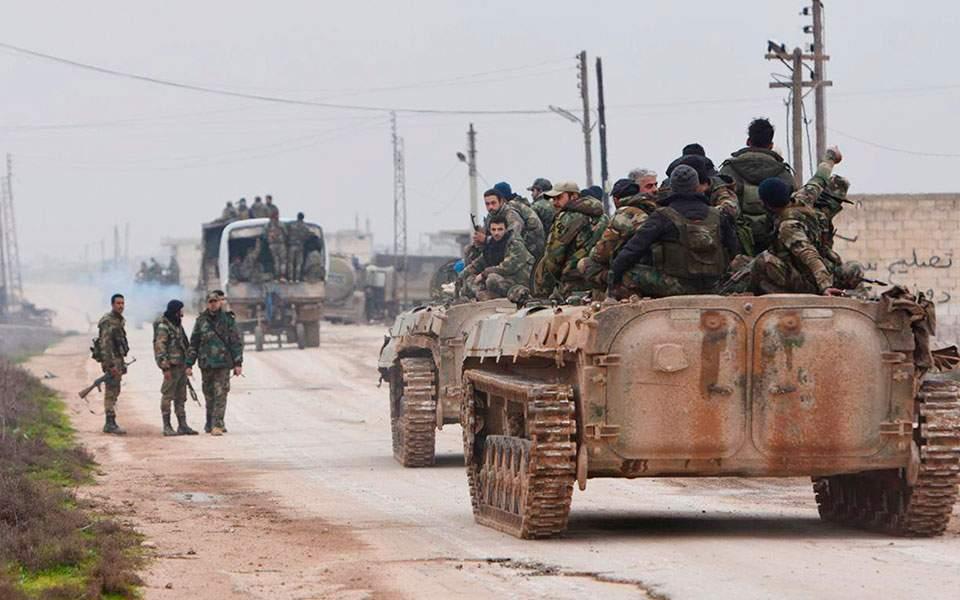 Δύο Τούρκοι στρατιώτες νεκροί μαζί με δύο τζιχαντιστές μισθοφόρους στην al-Bab