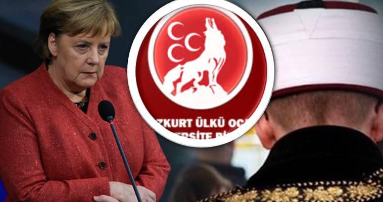 """Η Μέρκελ δεν απαγορεύει… τους Γκρίζους Λύκους! """"Δεν διαπιστώνεται απειλή"""""""