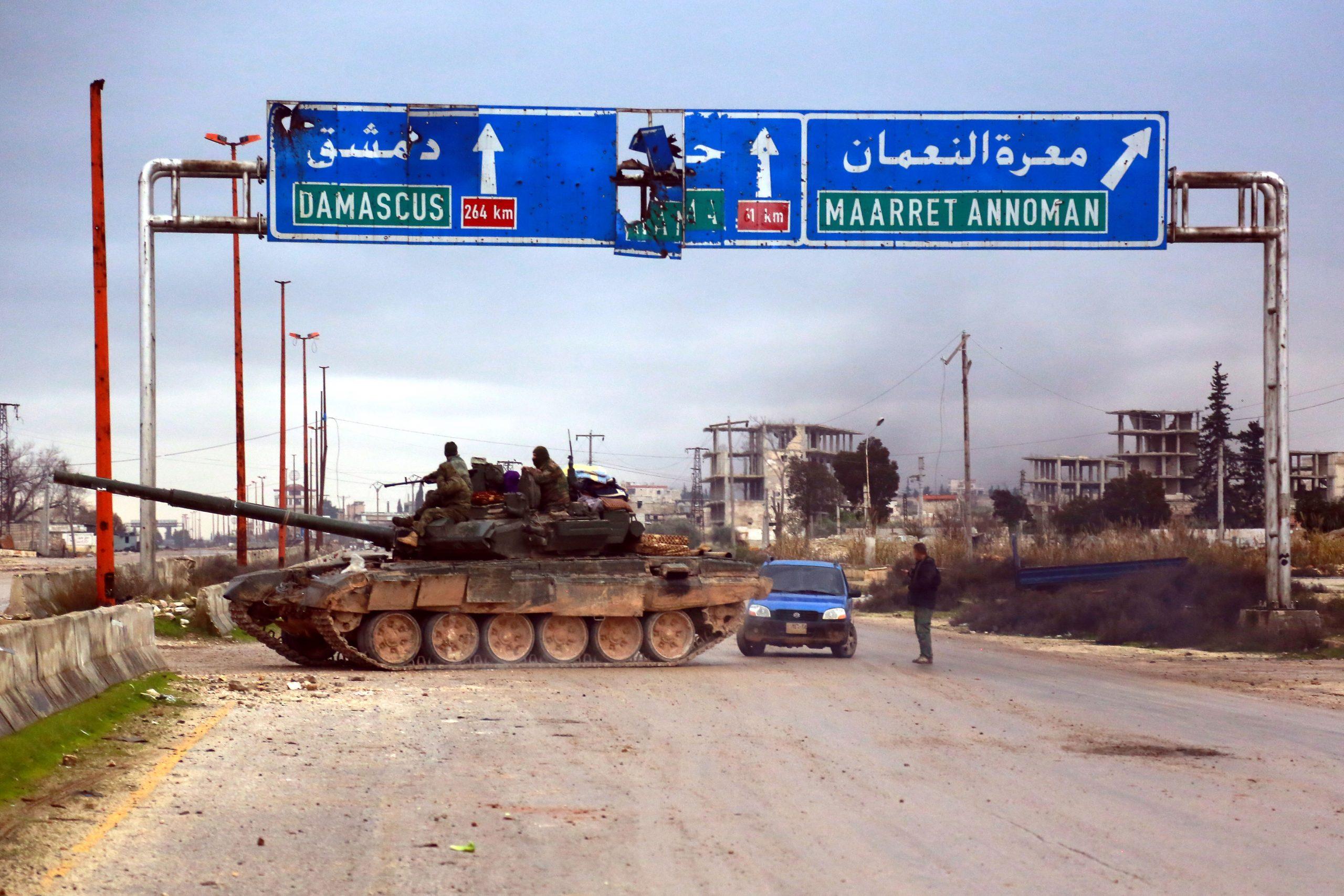 Απάντηση Μόσχας στις απειλές Ερντογάν: «Δική σου η ευθύνη – Λες ψέματα για επιθέσεις στους αμάχους» – Προελαύνει ο στρατός του Άσαντ