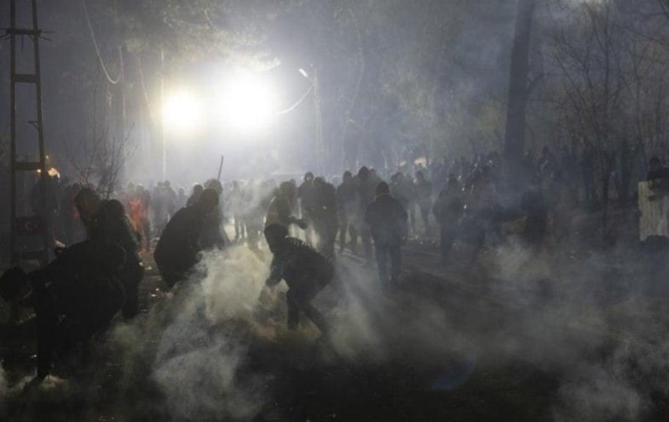 Κανονική επιχείρηση εισβολής και χθες το βράδυ, με την υποστήριξη της τουρκικής αστυνομίας – Έλαβαν την κατάλληλη απάντηση από τους ακρίτες μας