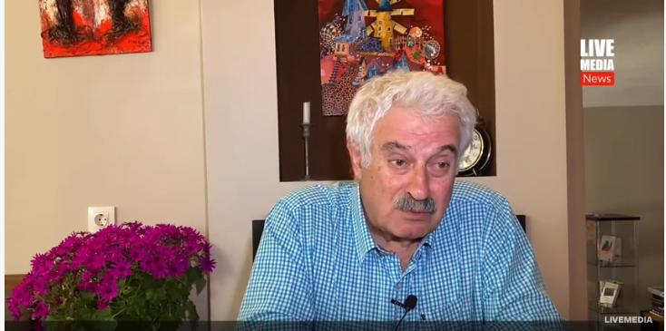 Παντελής Σαββίδης: Οι Ευρωπαίοι εταίροι μας να μην μείνουν στα λόγια στο θέμα της αλληλεγγύης προς την Ελλάδα για το μεταναστευτικό