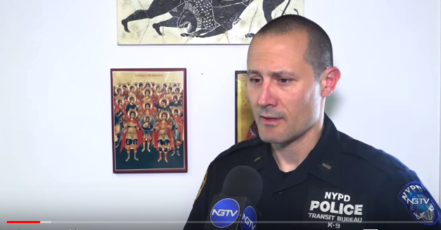 Έλληνες στελέχη της Αστυνομίας Νέας Υόρκης (NYPD): Ο Διοικητής της Ομάδας Κ-9