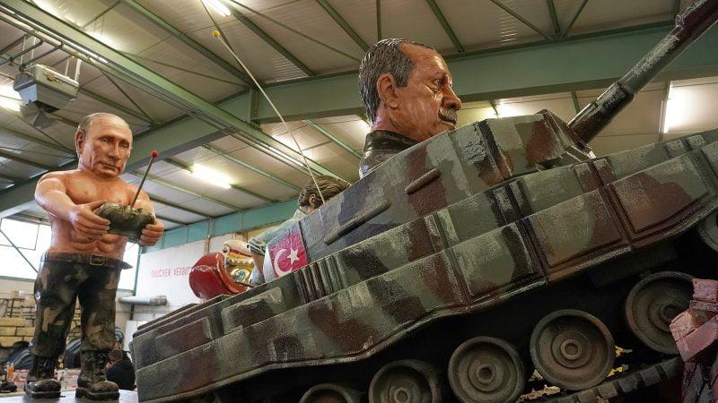 FT : Ταπεινωτική εμπειρία για Ερντογάν η πρόσδεση με Πούτιν