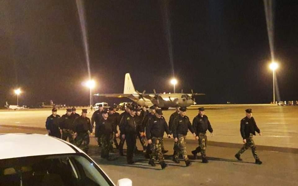 Πολυεθνική δύναμη στον Εβρο! Στέλνουν αστυνομικούς Αυστρία και Πολωνία