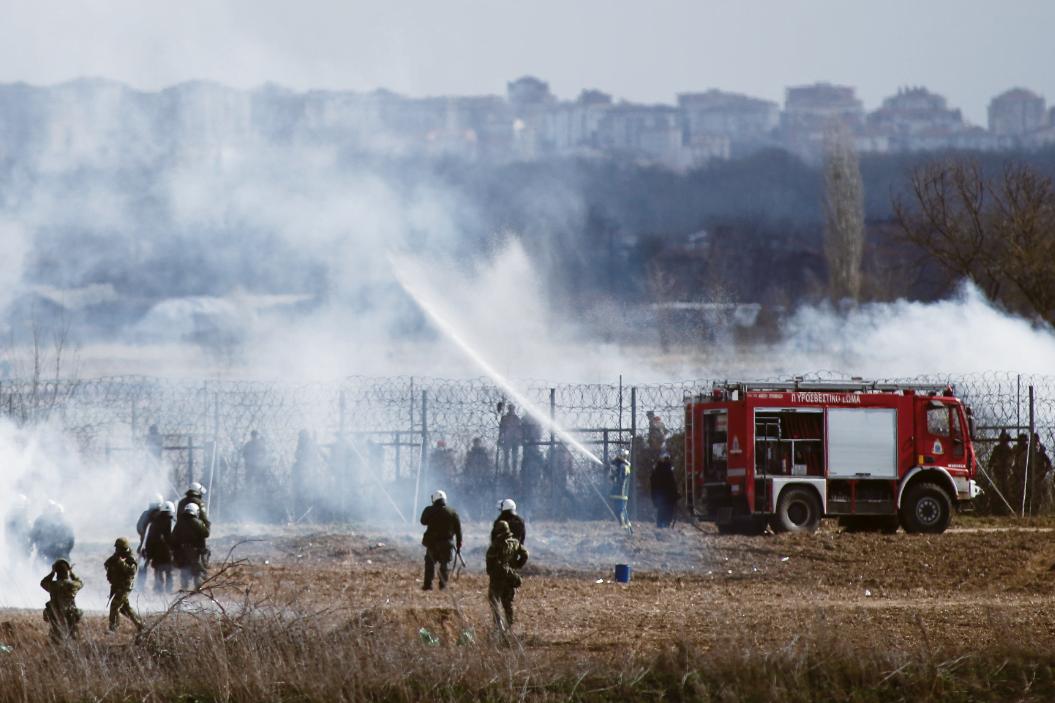 Υβριδικός πόλεμος και «αστυφυλακοποίηση της στρατηγικής»