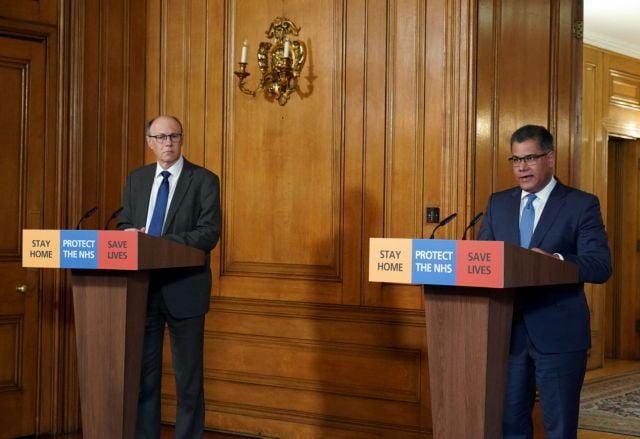 Κοροναϊός : Η Βρετανία καταπατά νόμους δίνοντας «ανάσα» στις επιχειρήσεις που «στραγγαλίζει» η κρίση