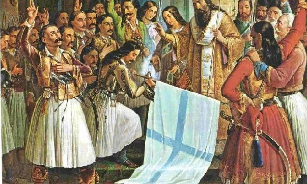 Χρόνια Πολλά Ελλάδα – Οι απανταχού Έλληνες τιμούν την Ελληνική επανάσταση και τους ήρωές της
