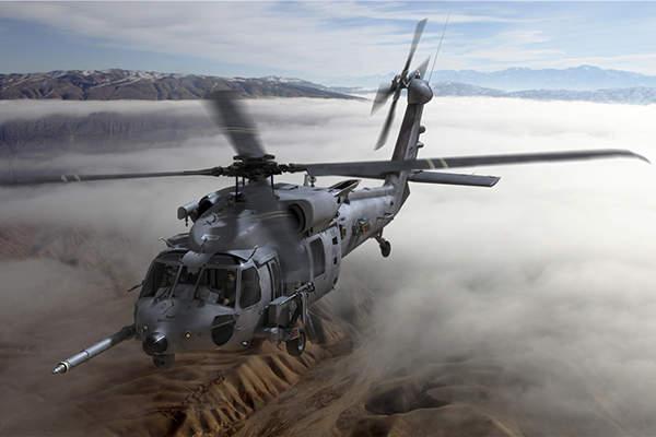 Jolly Green II – Το νέο ελικόπτερο διάσωσης μάχης της Αμερικανικής Αεροπορίας
