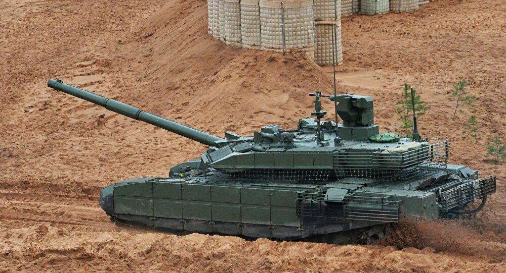 Rostec: Η παράδοση των αρμάτων T-90M Proryv στον ρωσικό στρατό αναμένεται αυτό το έτος