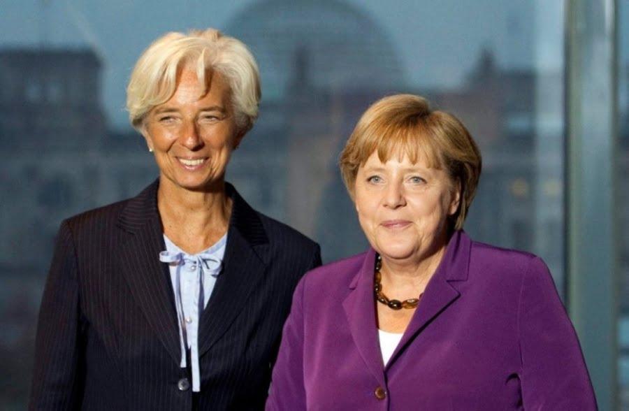 Τρίζουν τα θεμέλια της Ευρώπης – Σφοδρή διαμάχη Lagarde – Merkel για τα ευρωομόλογα – Δραματική έκκληση από Μητσοτάκη ότι διακυβεύεται η οικονομική ευστάθεια