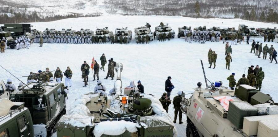 Τί σηματοδοτεί η στρατιωτική άσκηση του ΝΑΤΟ Cold Response 2020 που ακυρώθηκε λόγω κορωνοϊού