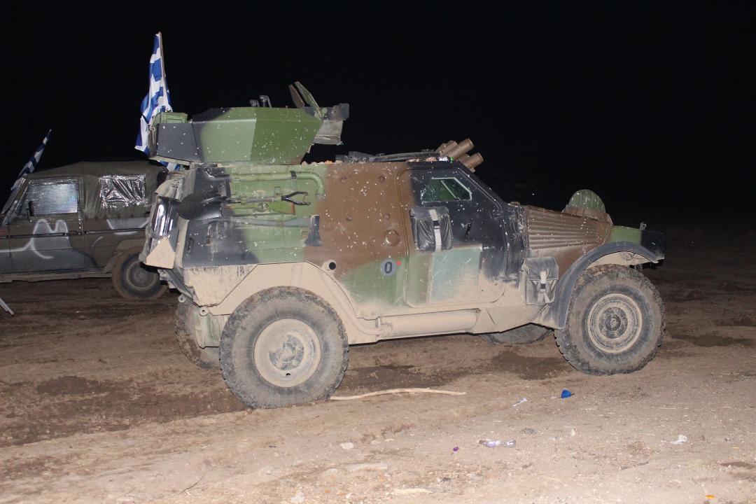 Η «βιολογική βόμβα» στα σύνορα και η θωράκιση του στρατεύματος – Σε δύο μέτωπα η μάχη των Ενόπλων Δυνάμεων