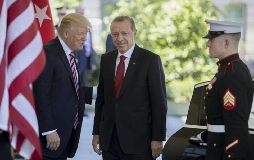 Πως οι Αμερικανοί έσωσαν την Τουρκία και πως ένα στοίχημα την καταστρέφει