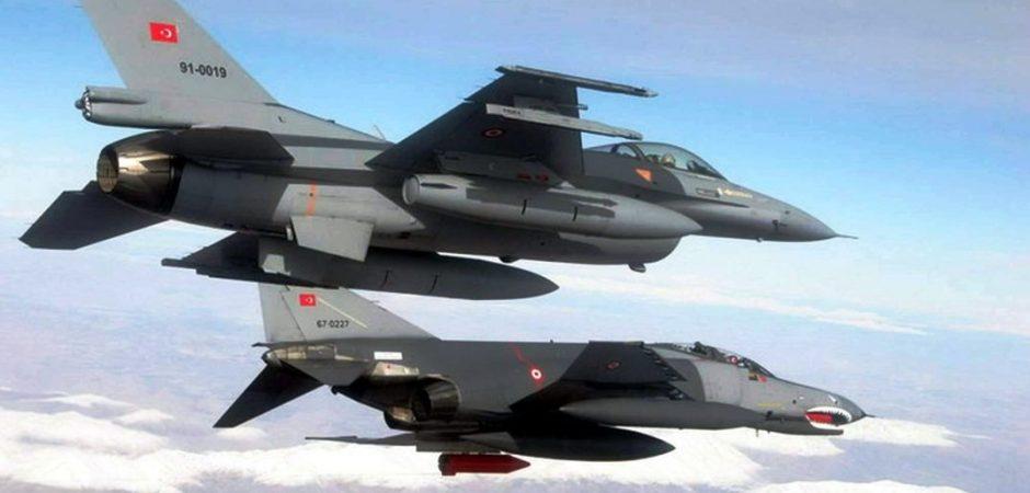 Αμετανόητος ο Ερντογάν: Στέλνει μαχητικά στο Αιγαίο και drones στον Έβρο – Ο κορωνοϊός παραλύει την Τουρκία και τις ένοπλες δυνάμεις της