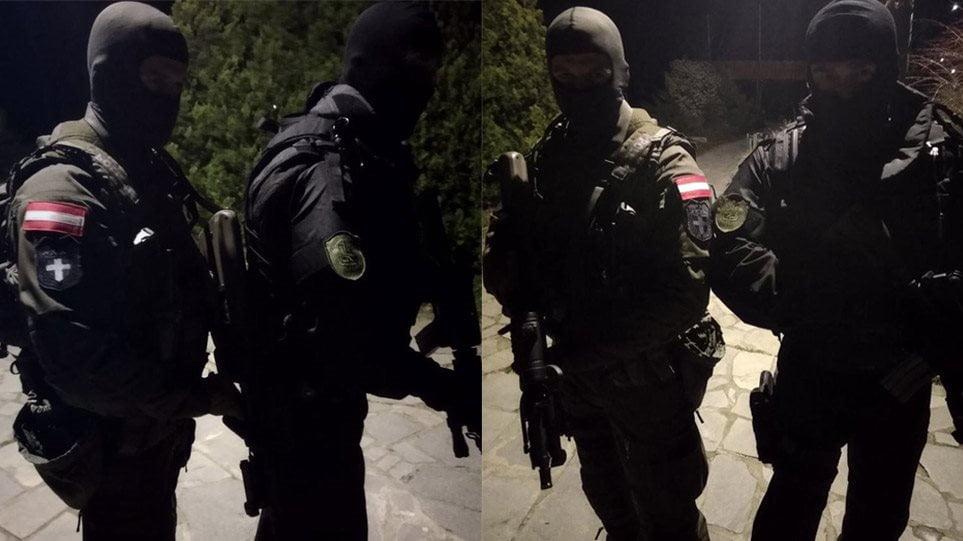 Έβρος – Αυστριακοί κομάντος σε Τούρκους: «Εδώ είναι η χώρα μας, υπερασπιζόμαστε τα ευρωπαϊκά σύνορα»