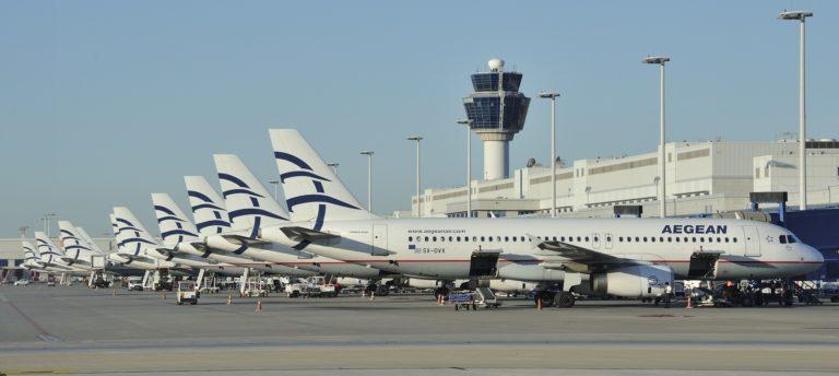 Καίριο πλήγμα και στις μικρές ελληνικές αεροπορικές εταιρείες η πανδημία COVID-19