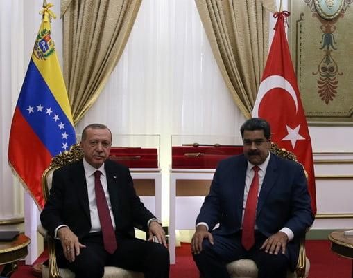 Αμυντική Συμφωνία Συνεργασίας εσυμφωνήθη μεταξύ Τουρκίας και Βενεζουέλας-Δυνατότητα κοινών στρατιωτικών επιχειρήσεων