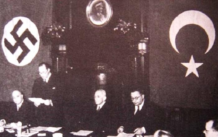 Ο επιτήδειος ουδέτερος: Η συνεργασία της Τουρκίας με τη ναζιστική Γερμανία
