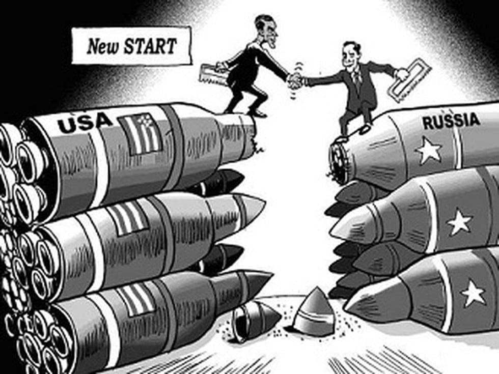 Κορονοϊός: Ρωσία και ΗΠΑ αναβάλουν τις επιθεωρήσεις στο πλαίσιο της «New START» εν μέσω πανδημίας