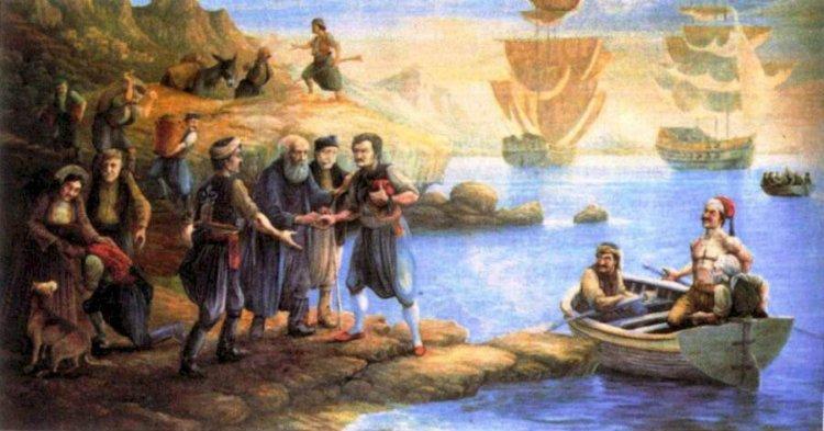 Αυτό για του απίθανους υβριστές των Ελλήνων της Κύπρου – 1821: Η Κύπρος στην παλιγγενεσία