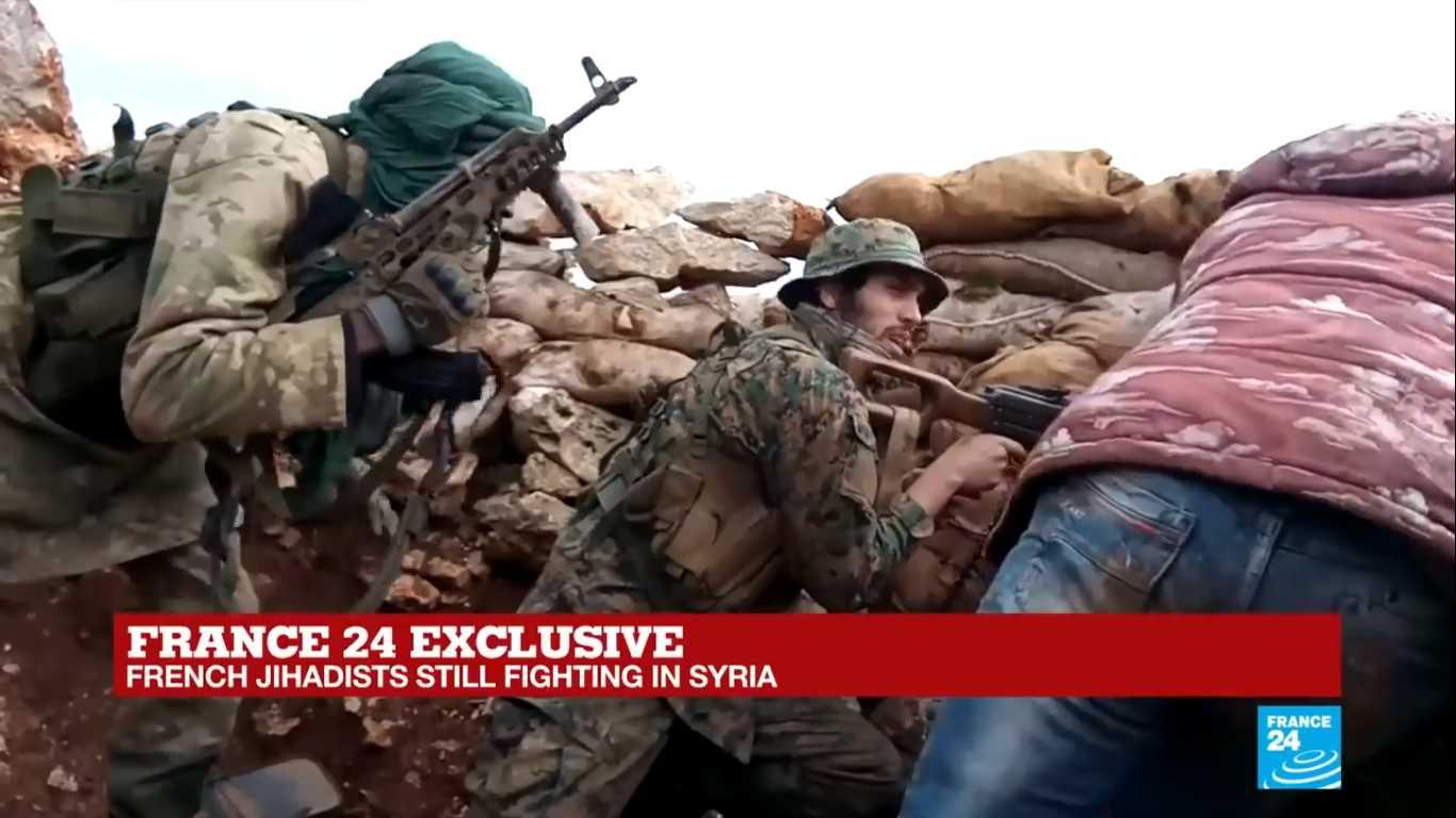 Αποκάλυψη του France 24: «Γάλλοι τζιχαντιστές πολεμούν εναντίον του Ασάντ στο Ιντλίμπ» (ΒΙΝΤΕΟ)