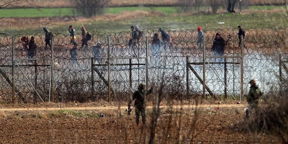 Αποτράπηκαν 713 απόπειρες παράνομης εισόδου λαθρομεταναστών