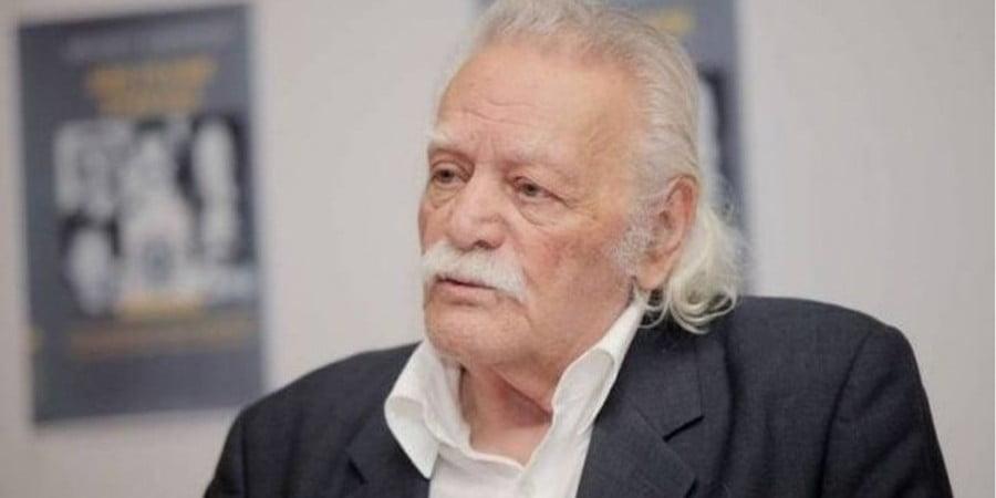 ΕΚΤΑΚΤΟ: Πέθανε ο Μανώλης Γλέζος