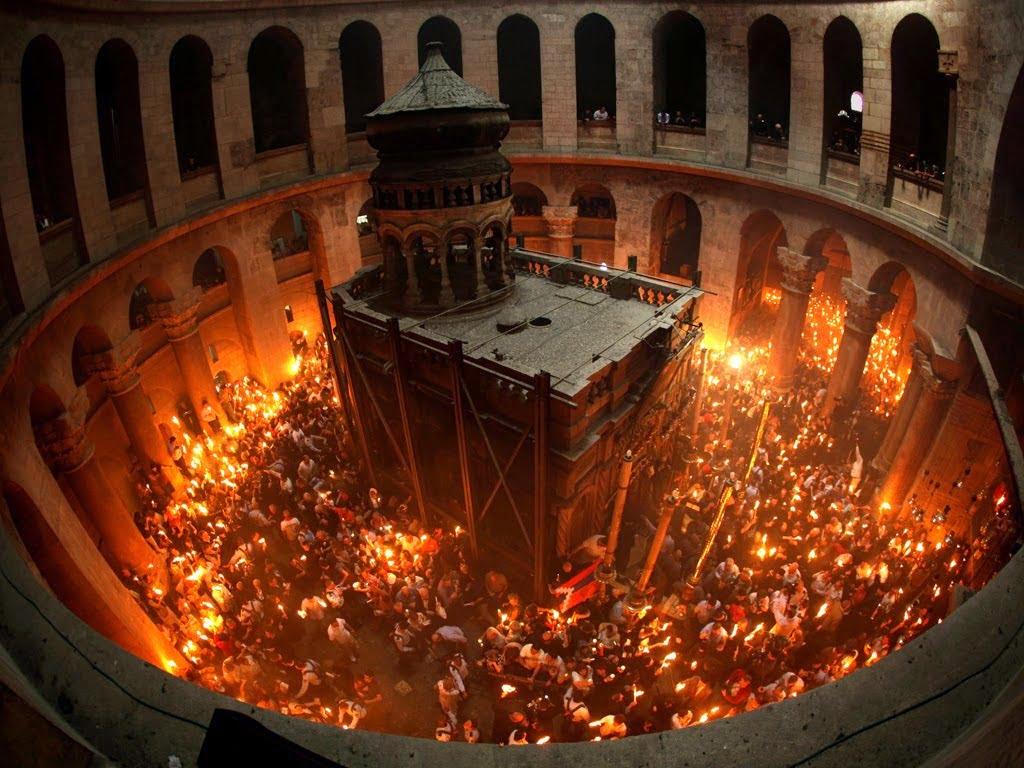 """Οι Ισραηλινοί """"στέλνουν"""" το Άγιο Φως στην Ελλάδα"""