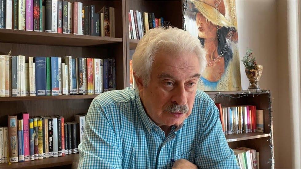 Παντελής Σαββίδης: Από τη μια υβριδικός πόλεμος και από την άλλη υβριδικός εμφύλιος