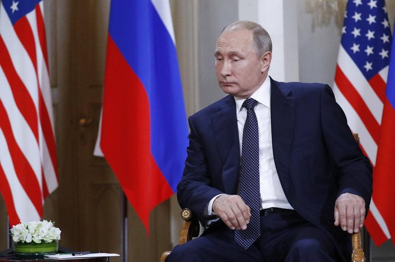 O κορωναϊός χάλασε όλα τα σχέδια του Πούτιν