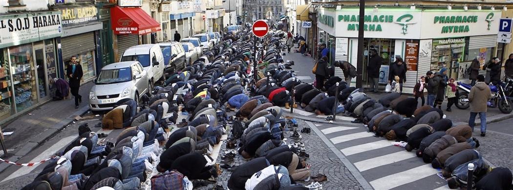 Χρήστος Ιακώβου: Το Ισλάμ ως ευρωπαϊκό ζήτημα