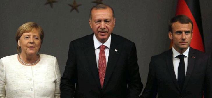 Ούτε αυτό του βγήκε του Ερντογάν – Με τηλεδιάσκεψη σήμερα οι συνομιλίες με Μέρκελ και Μακρόν για μεταναστευτικό