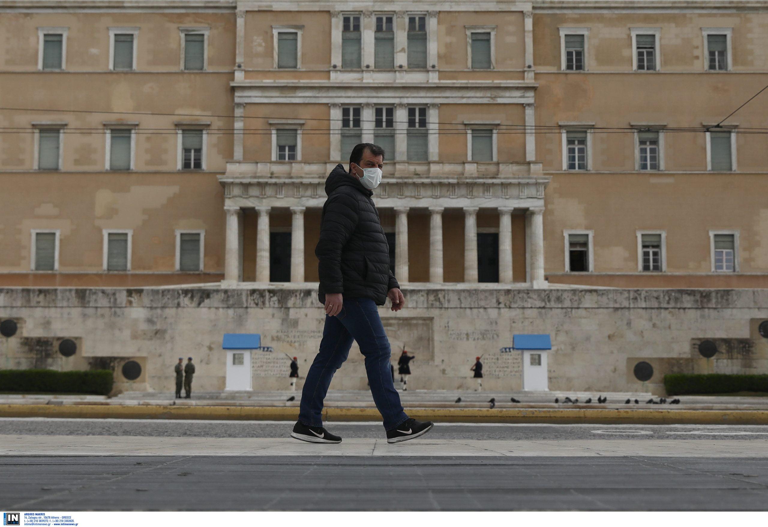 27 οι νεκροί στην Ελλάδα – Αυξάνονται τα κρούσματα – Ανησυχία για τους θανάτους νέων
