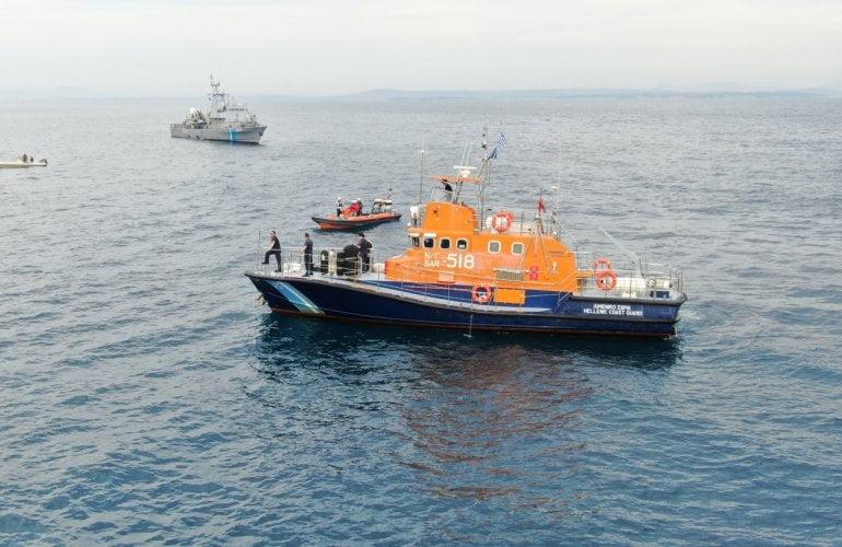 Προσοχή, αυτό δεν είναι τυχαίο – Τούρκοι ψαράδες μπήκαν στα χωρικά μας ύδατα στη Χίο και δεν έφευγαν παρά τις προειδοποιήσεις του Λιμενικού