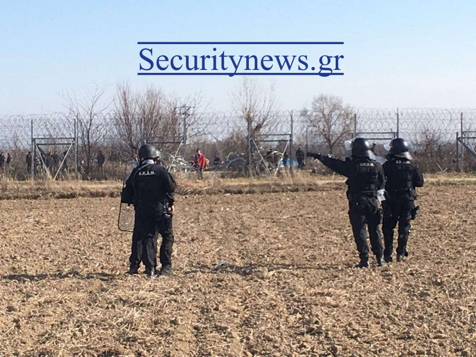 Έβρος: Νέες δυνάμεις των ΕΚΑΜ ως απάντηση στους 1.000 τούρκους P.Ο.Η.