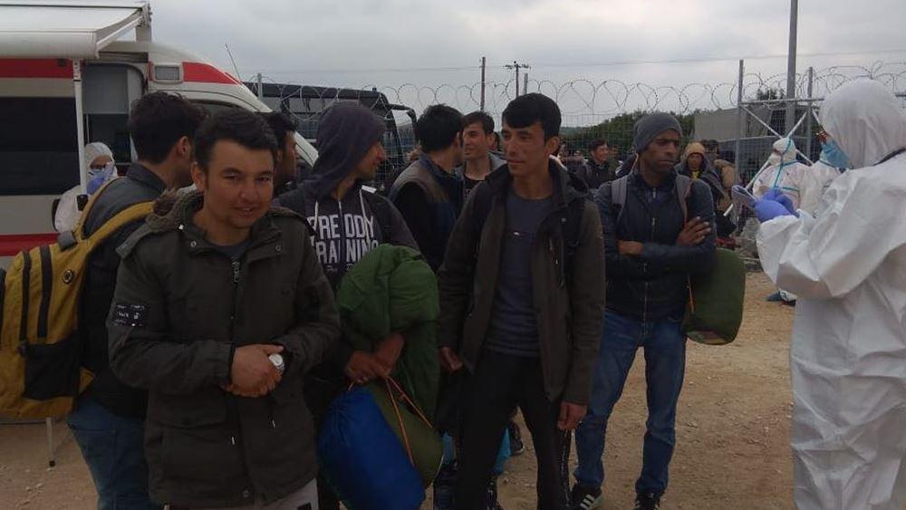 Τριμερής επιτροπή για την προετοιμασία του προγράμματος εθελούσιων επιστροφών μεταναστών