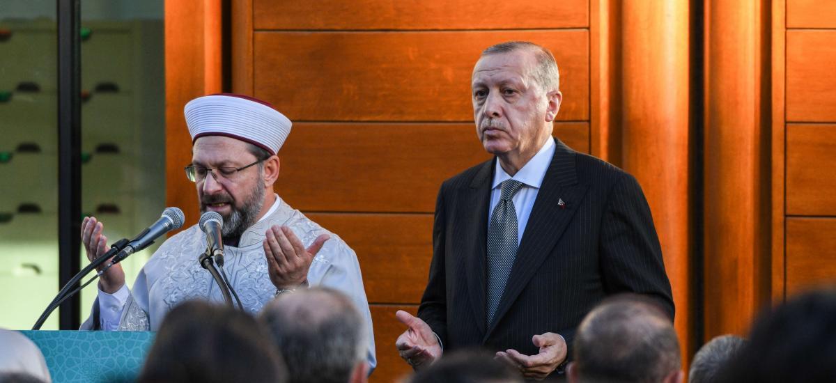 Ο Ερντογάν θα πρέπει να οδηγηθεί στο Διεθνές Ποινικό Δικαστήριο της Χάγης για υποστήριξη της τρομοκρατίας