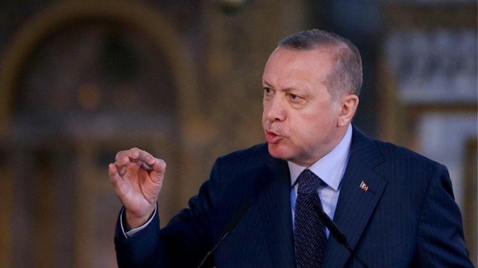 «Συνήγορος» της Ελλάδας οι απειλές Ερντογάν κατά της Ευρώπης