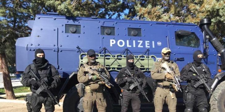 Τι σημαίνει η παρουσία Ευρωπαϊκών δυνάμεων στα Ελληνοτουρκικά σύνορα στον Έβρο