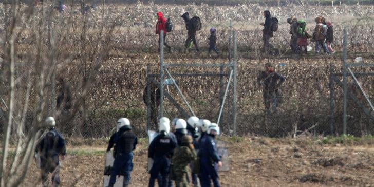 Ο Ερντογάν απειλεί, η Frontex πιάνει δουλειά, τα Βαλκάνια καλούν την Ε.Ε. «να ξυπνήσει»