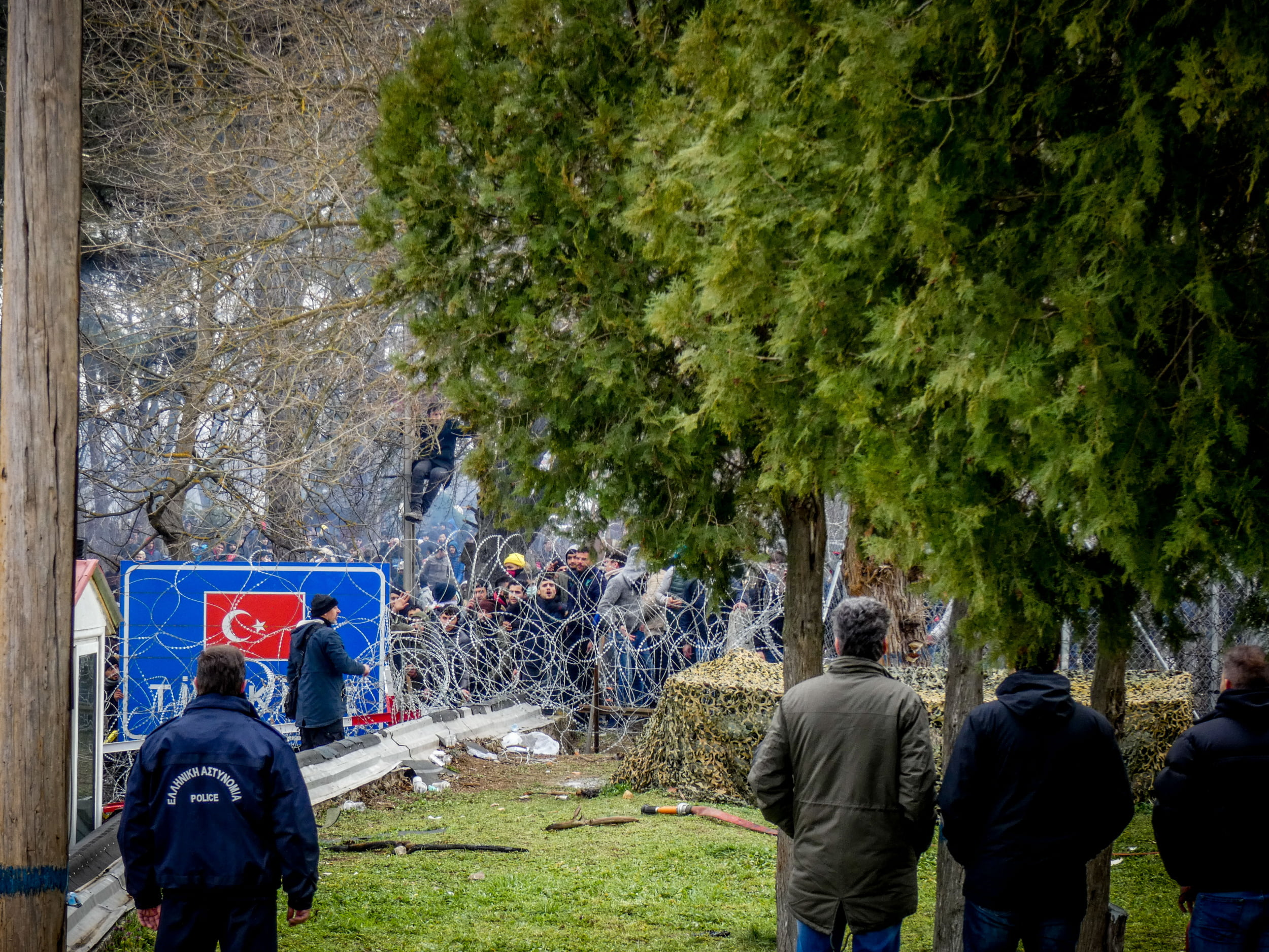 """Γερμανικός τύπος: Η """"προσφυγική κρίση"""" είναι σκηνοθετημένη από τον Ερντογάν"""