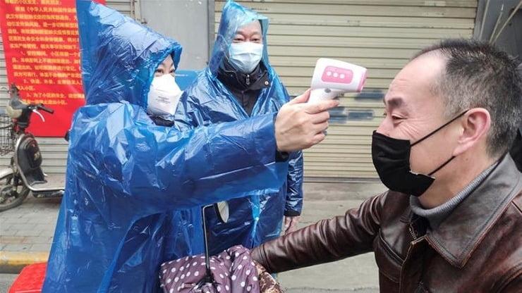 Κορονοϊός: Οι Κινέζοι ειδικοί θεωρούν λανθασμένη την τακτική της Ευρώπης-η Σερβία υιοθετεί τις προτάσεις τους