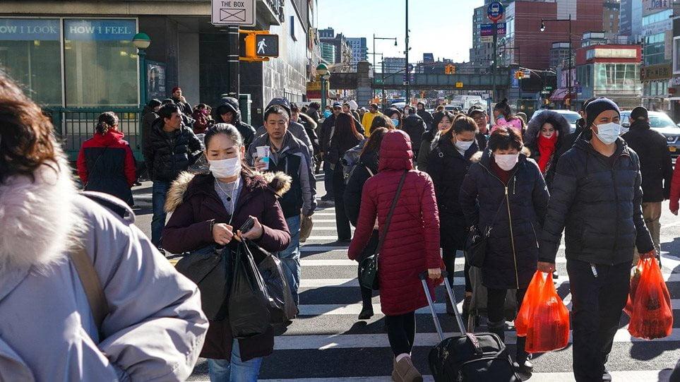 Οι ΗΠΑ εν δυνάμει το νέο επίκεντρο της επιδημίας