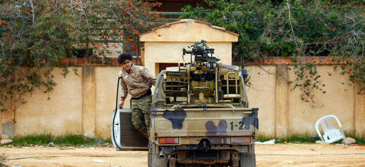 Οι δυνάμεις του GNA κατέλαβαν τις πόλεις Badr και Tiji νότια της αεροπορικής βάσης Al-Watiya