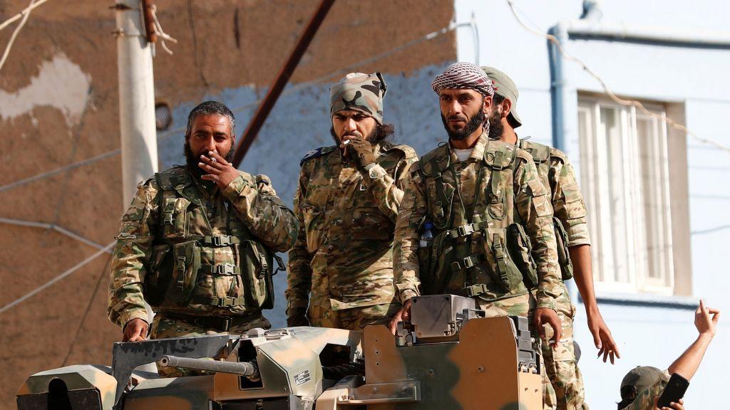 Παρά γιόκ – Λιβύη : Οι μισθοφόροι θέλουν να φύγουν γιατί η Τουρκία τους έχει εγκαταλείψει