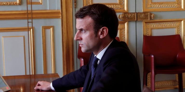 Μακρόν: Δεν θέλω αυτή την εγωιστική, διχασμένη Ευρώπη -Να εκδώσουμε τώρα κορωνοομόλογα