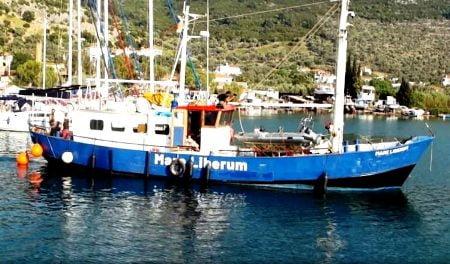 Παρέμβαση της γερμανικής πρεσβείας για το πλοίο της ΜΚΟ !