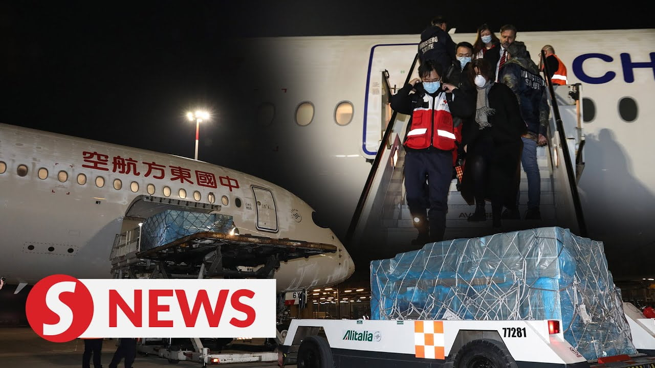 Aνύπαρκτη η Ευρωπαϊκή Αλληλεγγύη: Μόνο η Κίνα παρέχει βοήθεια, διαπιστώνει μετά την Ιταλία και ο Πρόεδρος της Σερβίας