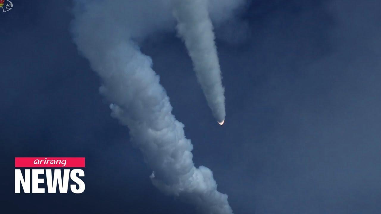 Η Βόρεια Κορέα εκτόξευσε τρία βλήματα μικρού βεληνεκούς προς την Ανατολική Θάλασσα
