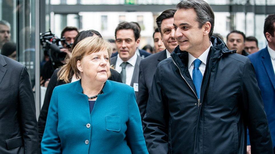 Ζητήστε από την Καγκελάριο να αποσυμφορήσει άμεσα τα Ελληνικά νησιά από τους λαθρομετανάστες